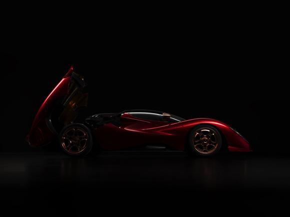 デ・トマソ パンテーラ P72 スーパーカー グッド・ウッド・フェスティバル