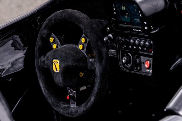 ラディカル ラプチャー レーシングカー