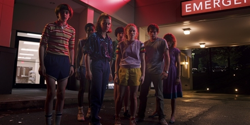 Netflix「ストレンジャー・シングス」4日間4070万世帯視聴と発表 同社オリジナル作品で過去最高記録