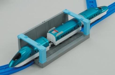 プラレールの新幹線高速試験電車「ファステック360S」