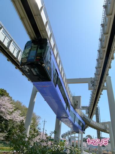 日本のモノレール路線