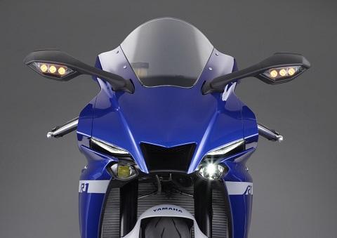 ヤマハ バイク YZF-R1 YZF-R1M マイナーチェンジ 2020年モデル