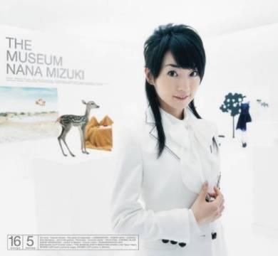 水樹奈々「THE MUSEUM」