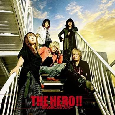 JAM Project「THE HERO!! ~怒れる拳に火をつけろ~」