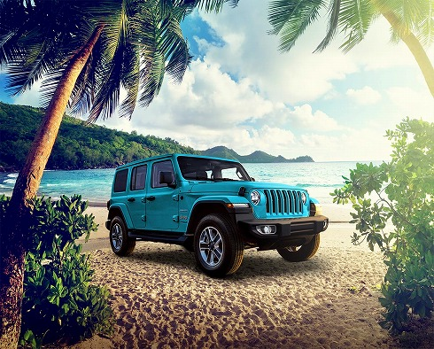 Wrangler Unlimited BIKINI Edition