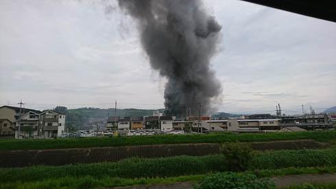 京都アニメーション 火災