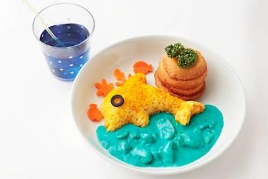 """「海獣(かいじゅう)カレー」/BEER&SPICE SUPER """"DRY""""(イーストヤード30階)"""