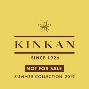 キンカン KINKAN SUMMER COLLECTION 2019 蚊 モデル ファッション Tシャツ おしゃれ