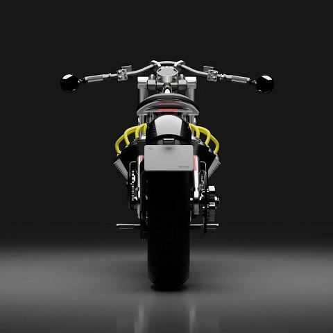 バイク 電動 Zeus V8 バッテリー
