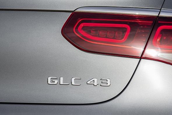 AMG GLC43 4MATIC クーペ