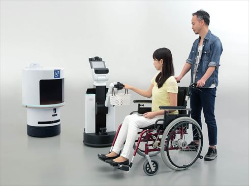 HSR(Human Support Robot)/DSR(Delivery Support Robot)
