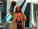 ハロー日本! 地獄生まれのアメコミヒーロー・ヘルボーイ、キャリーバッグを手にひっそり来日