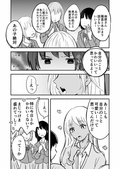 ギャルが苦手03