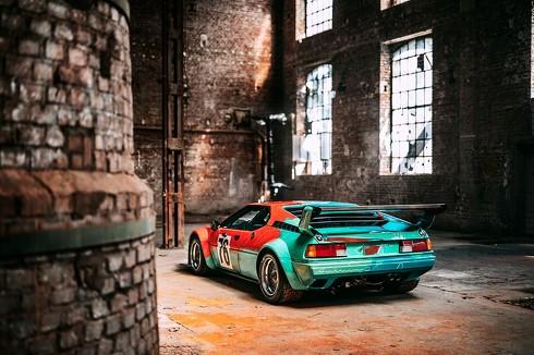 BMW M1アートカー