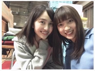 土屋太鳳 ももいろクローバーZ 約束のステージ〜時を駆けるふたりの歌〜 Instagram 百田夏菜子 ライブ ドーム