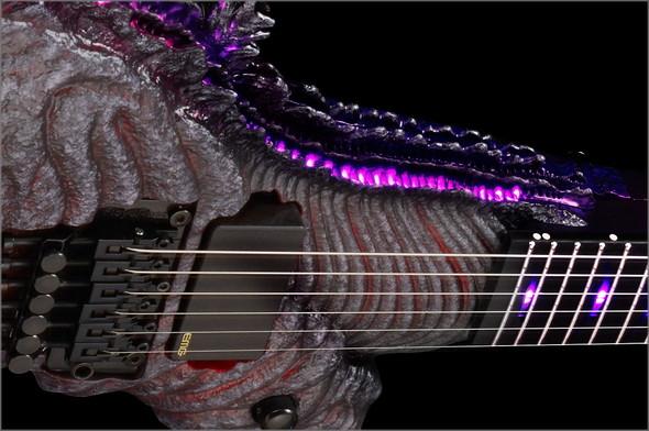 高見沢俊彦 THE ALFEE ゴジラ ギター コラボ 覚醒