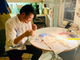 """「純烈」小田井涼平、スウェーデンで妻・LiLiCoの家族と交流 得意の""""銀磨き""""で大絶賛"""