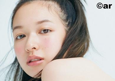 森絵梨佳 ar 9月号