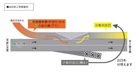 小松川出口イメージ