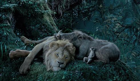 ライオン・キング ジョン・ファヴロー ディズニー ジャングル・ブック