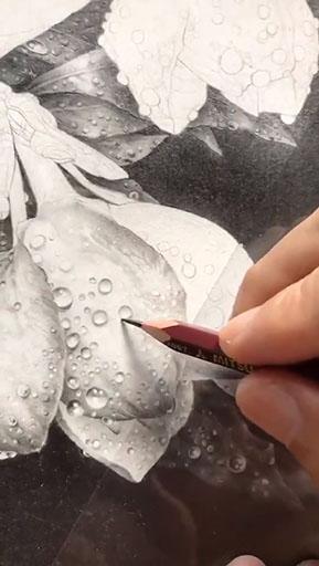 鉛筆画 動画
