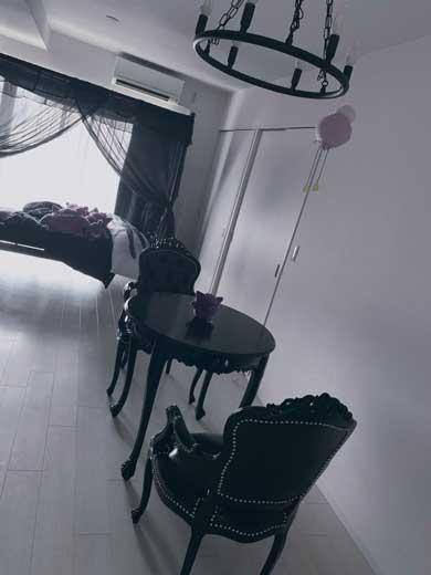 ゲンガー 部屋 ポケモン フワンテ おしゃれ 紫 黒 ぬいぐるみ コレクター
