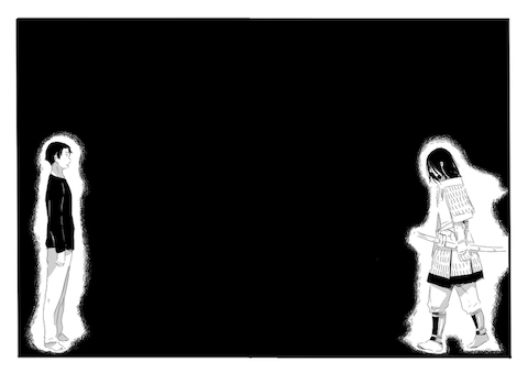 「夢の直路を」