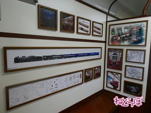 SL銀河 岩手花巻 釜石 銀河鉄道の夜 宮澤賢治