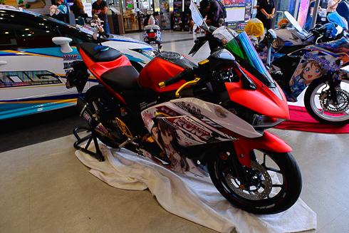 アジア 台湾 オーストラリア シドニー タイ バンコク 痛車