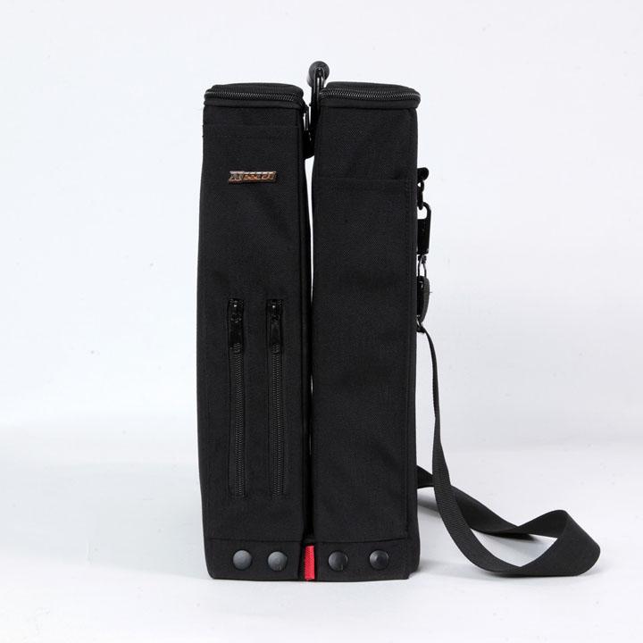 【グッズ】シャープの名機「X68000」がショルダーバッグに 独特のマンハッタンシェイプを再現