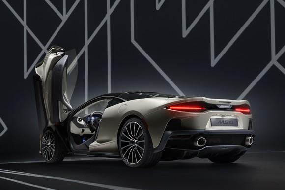 マクラーレン GT MSO