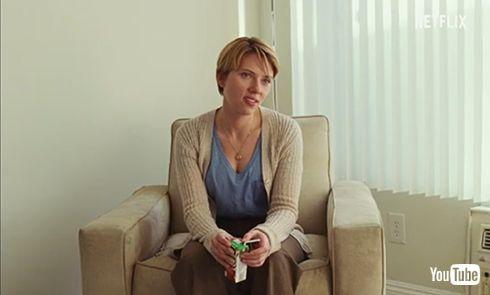 Netflix ネットフリックス ネトフリ 映画 マリッジ・ストーリー スカーレット・ヨハンソン