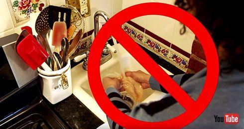 「洗わないのがベスト」 米農務省が生肉の洗浄で食中毒にならないよう注意喚起