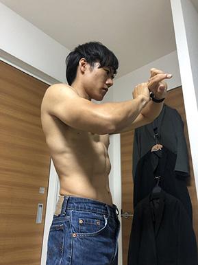 ダイエット 肉体改造 トレーニング 筋トレ