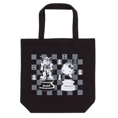 「ガンダムvsハローキティ」第7ステージ チェスデザイングッズイメージ