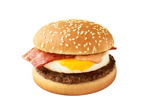 月見バーガー 商品画像