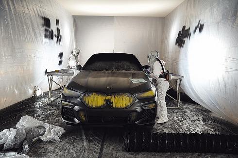 X6 ベンタブラック