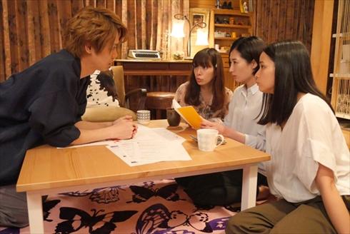 加藤ローサ ドラマ 地獄のガールフレンド FOD 女優 現在 復帰 8年ぶり
