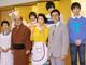 サザエ役・藤原紀香、初日に手ごたえ「うまくいきました」 10年後の磯野家を描いた舞台「サザエさん」動画レポ