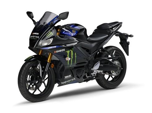 YZF-R25 YZF-R3 モンスターエナジー MotoGP YZR-M1