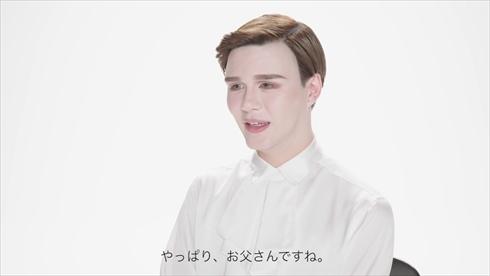ブラックサンダー Matt CM 25周年 ブラックサンダーMATT 加工 顔 桑田真澄