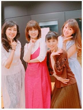 渡辺美奈代 早見優 松本伊代 西村知美 アイドル 80年代 80's Idol Fes アイドルフェス