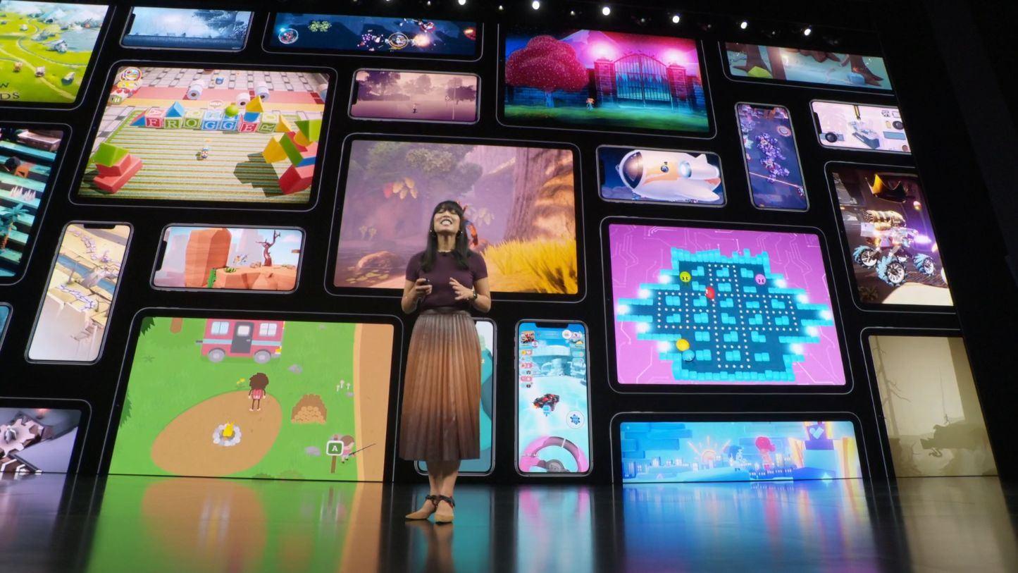 Appleの定額ゲームサービス「Apple Arcade」は9月19日から! 月額600円で新作100タイトル以上を提供へ