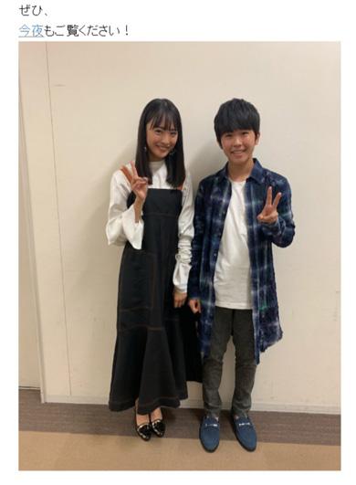 身長が、、!!」「大人になった~!」 大友花恋&鈴木福、6年