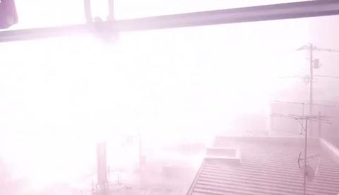 落雷から停電
