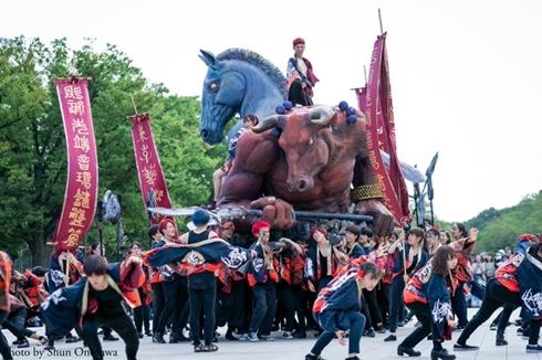 牛頭馬頭 東京藝大 藝大 学園祭