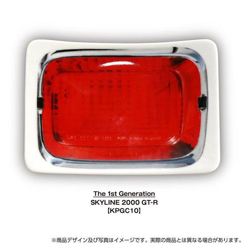 GT-Rテールランプ小皿セット