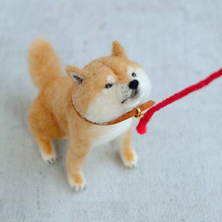 散歩拒否犬