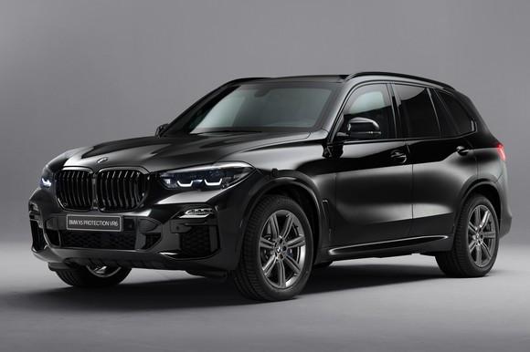 BMW X5 防弾