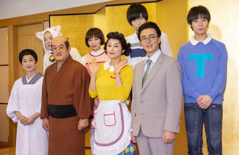 細川直美 ブログ 現在 夫婦 葛山信吾 夫 サザエさん 舞台